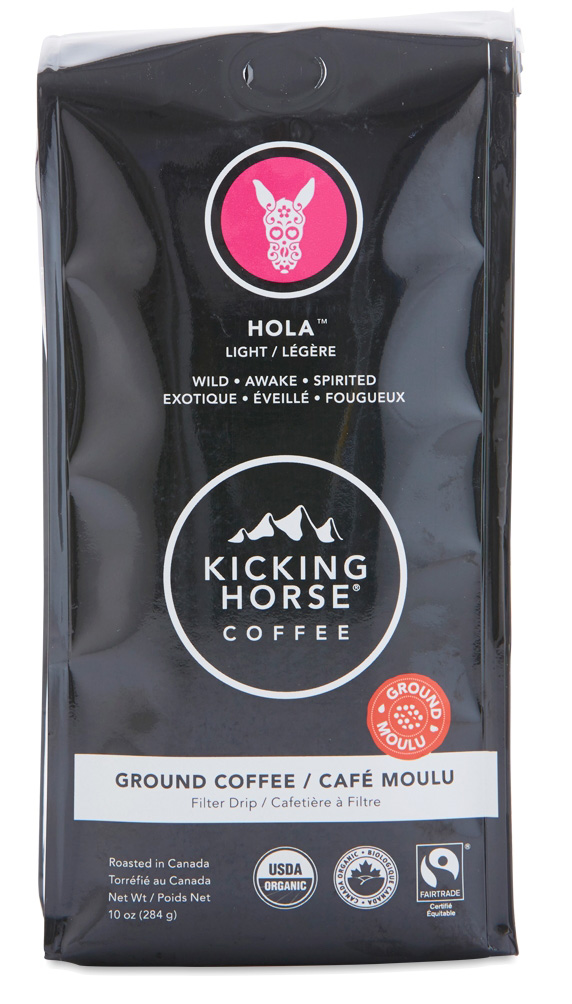Light Roast Coffee Kicking Horse Hola
